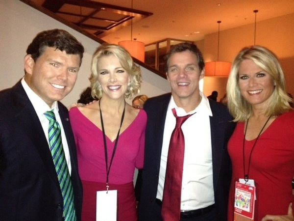 wrapping up and heading to bed - another great post game  with  @megynkelly  @BillHemmer and  @marthamaccallum