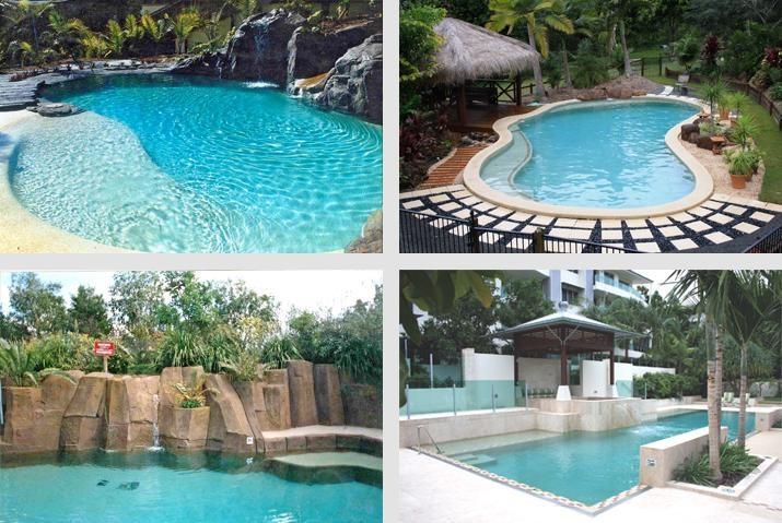 Luxury Pools Sunshine Coast By Rockandpools Rockandpools On Mobypicture