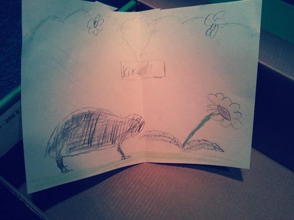 tekening van @oudstezoon voor #caafje