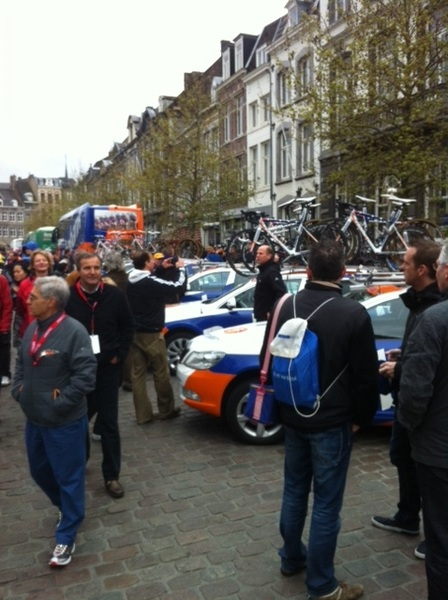 Start van de #AGR2012