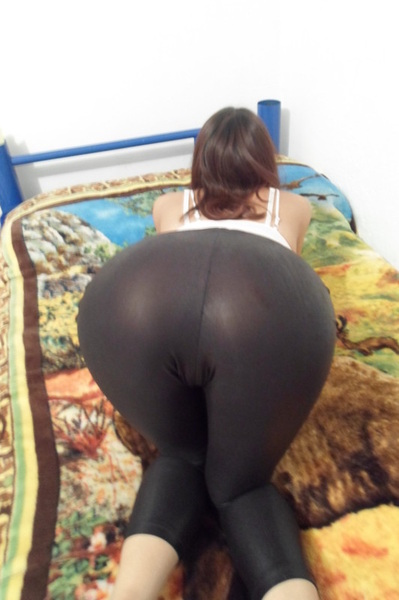 the sexy #leggings #ass again!