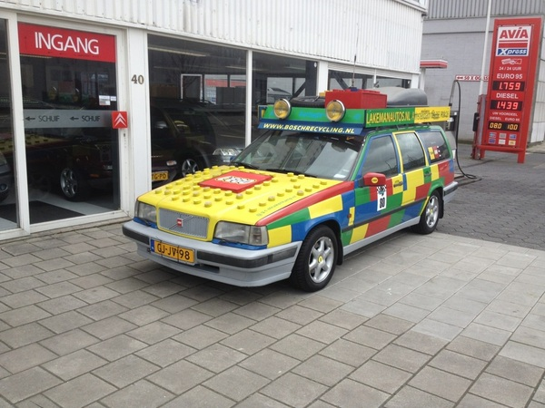 Lego Volvo 