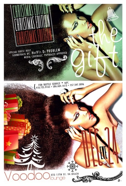 "#CountDown #VOODOO!!! ""The Gift"" *12.24.11* About To Be #BANANAZZZZ!!!!! @EmpireInc23 @thesmalls35 @DjProblem300"