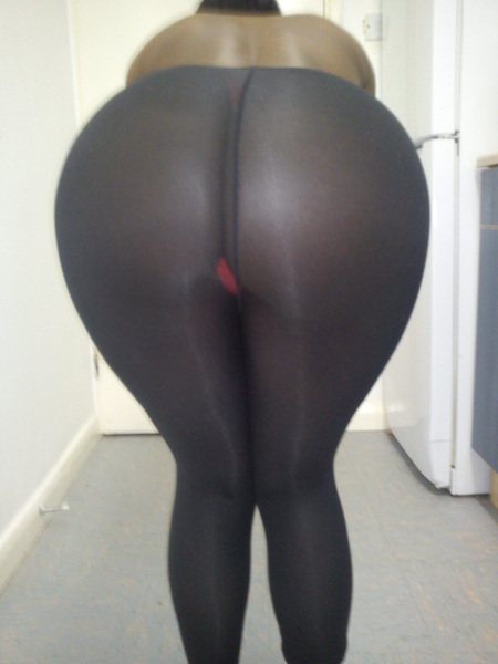 Next on the blog: #amateur aisha and her huge #booty in tight #leggings
