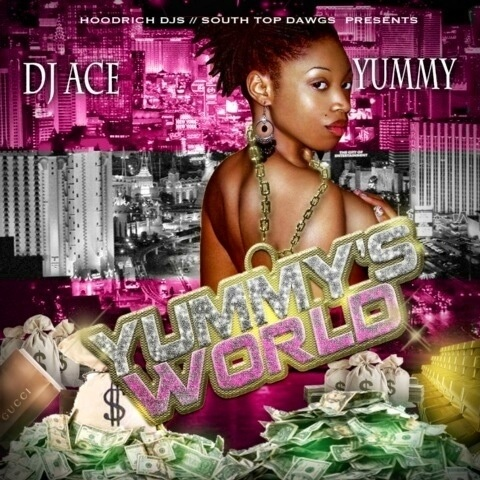 "[MIXTAPE] @YumSexy ""  #YUMMYWORLD "" Hosted by: @TheRealDjAce COMING SOON   #SCREAMYUMMY"